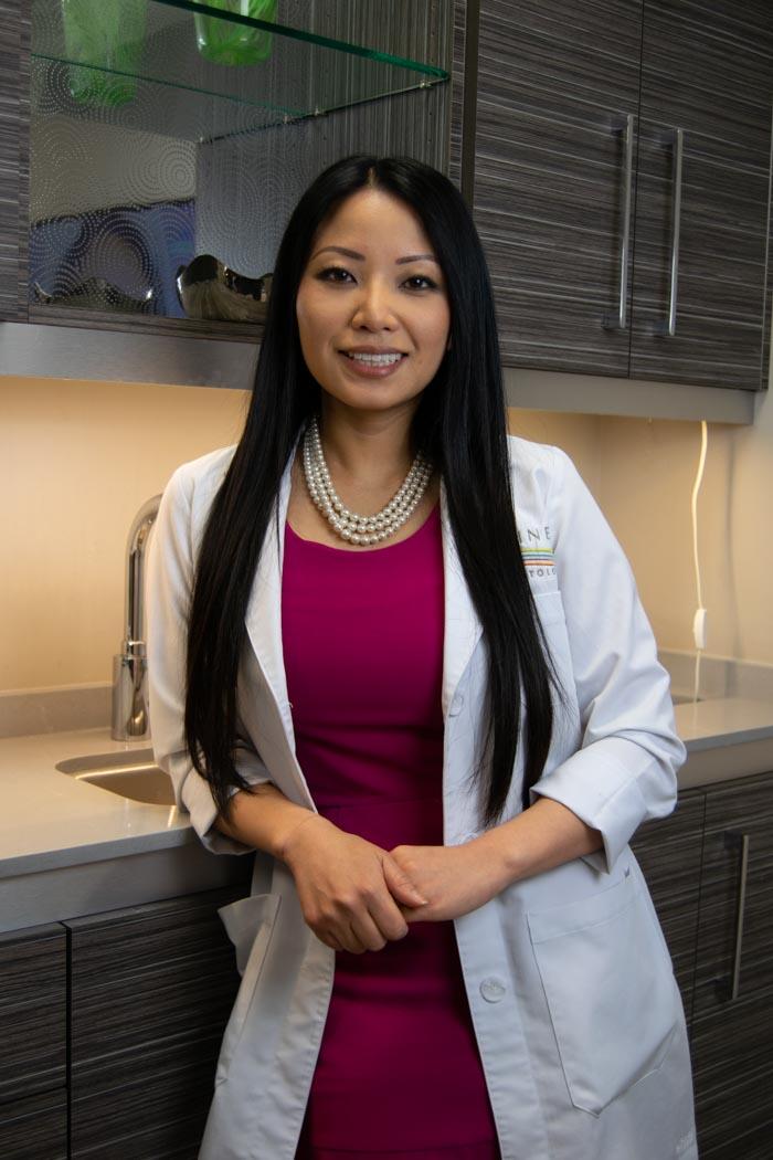 Jaeny Kim, FNP Refined Dermatology, Los Gatos, CA