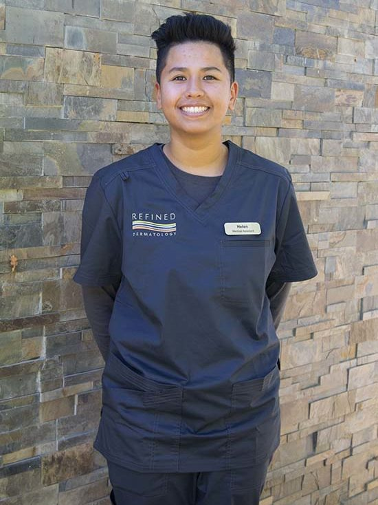 Helen Medical Assistant, Refined Dermatology, Los Gatos and San Jose