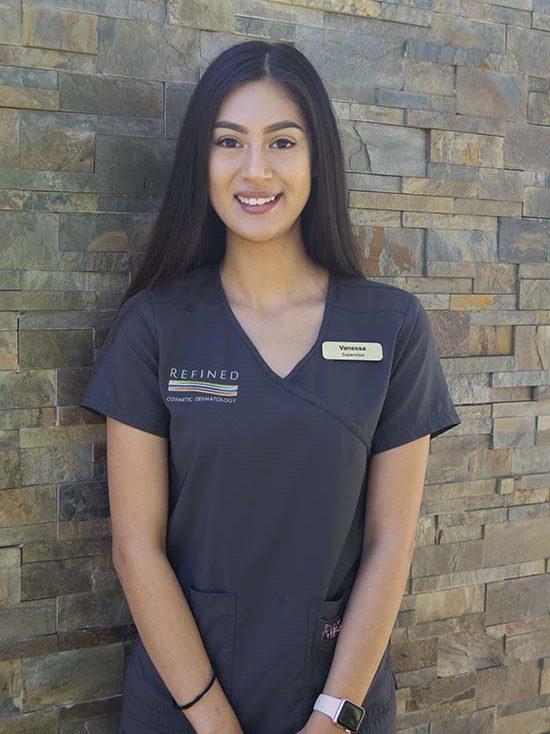 Vanessa Medical Assistant Refined Dermatology, Los Gatos and San Jose