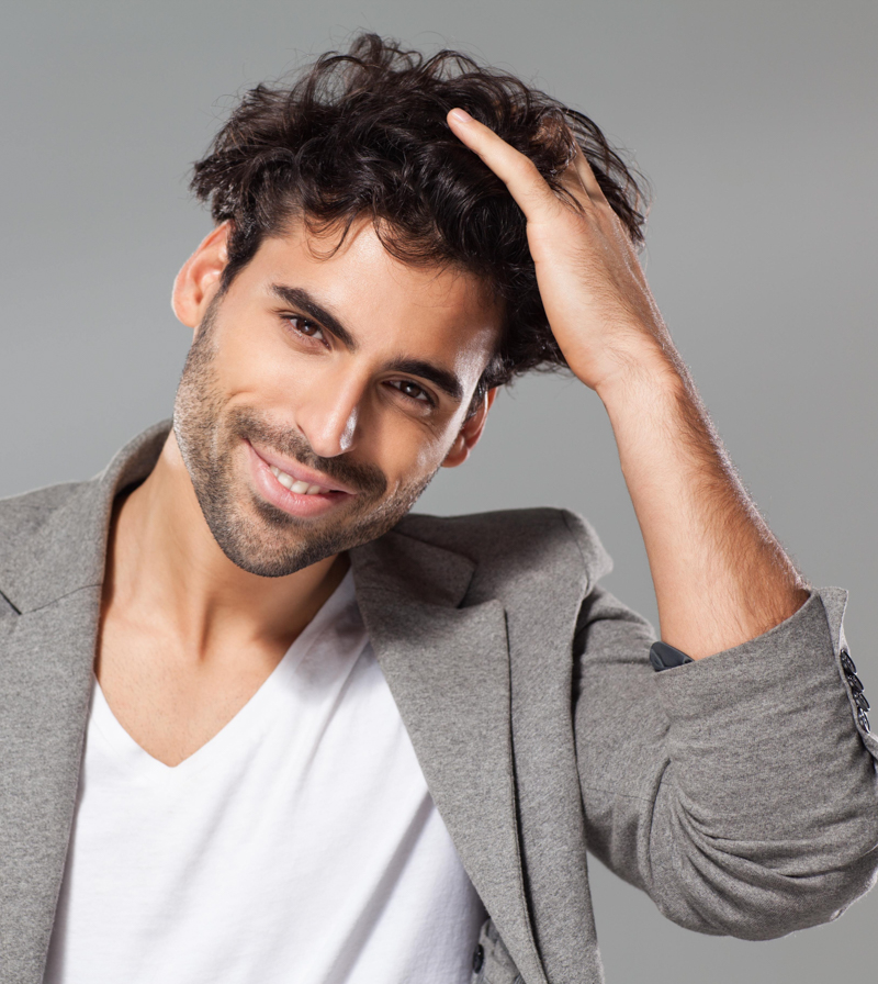 Hair Transplantation | Dr. Sudeep Roy, Refined Dermatology, Los Gatos