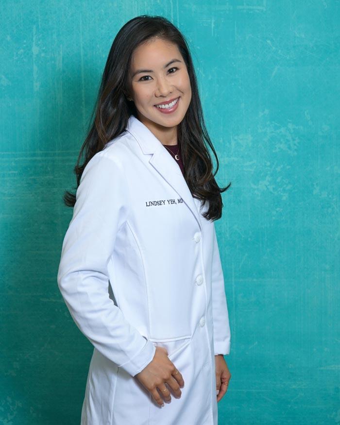 Dr. Lindsey Yeh | Refined Dermatology, Los Gatos