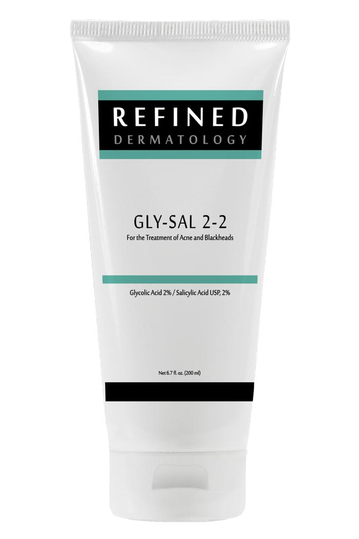 RefinedMD Gly-Sal 2-2 Acne Wash