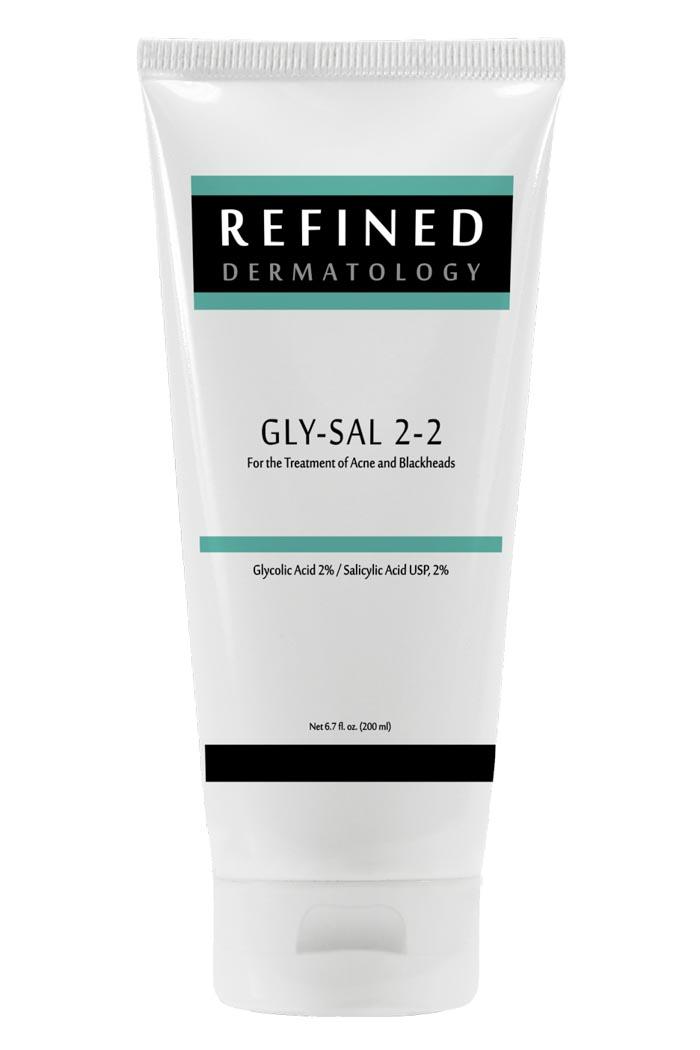 RefinedMD Gly-Sal 2-2 Acne Wash