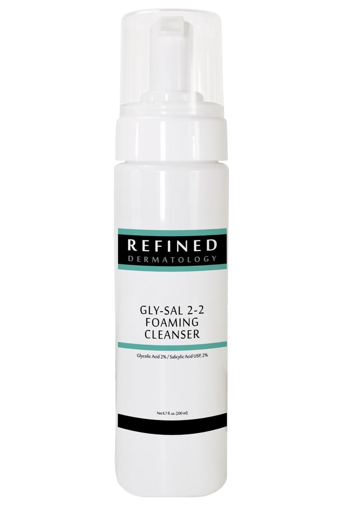RefinedMD Gly/Sal 2-2 Foaming Cleanser