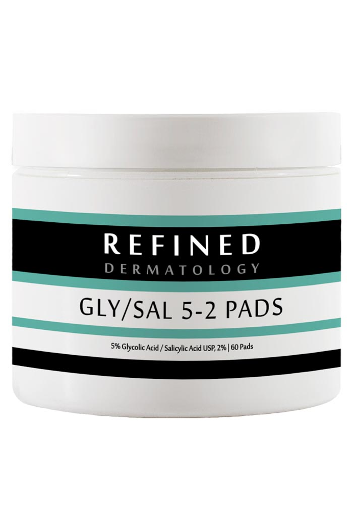 RefinedMD Gly-Sal 5-2 Pads (60)