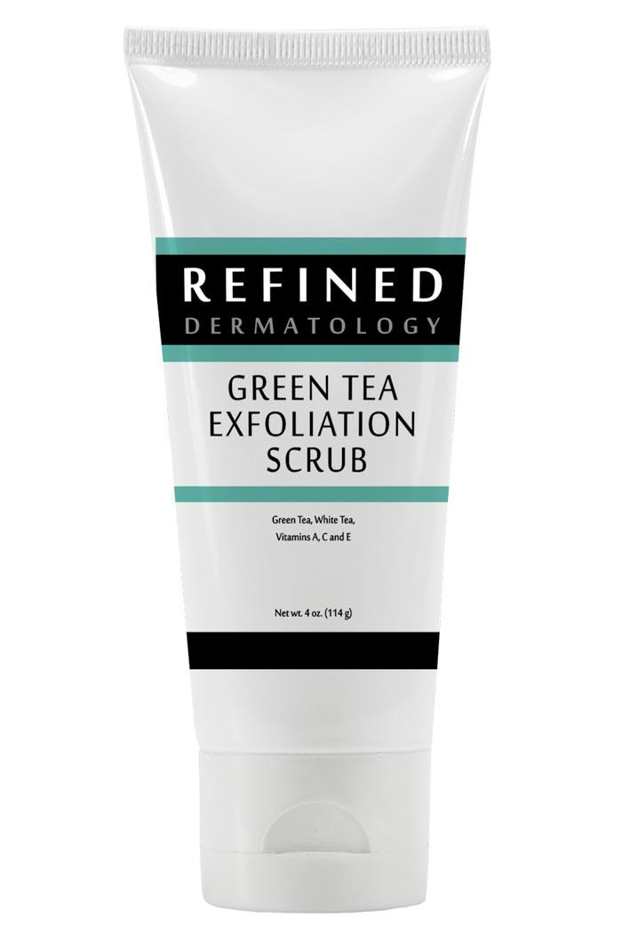 RefinedMD Green Tea Exfoliating Scrub