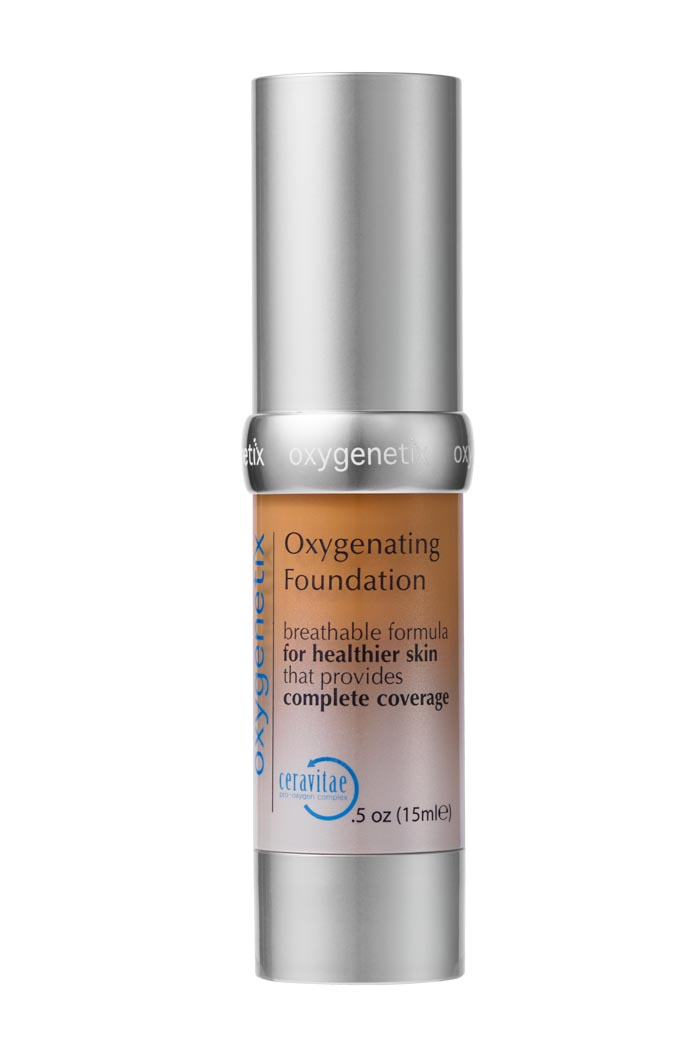 Oxygenetix Foundation Almond