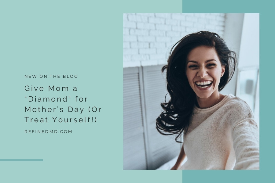 """Give a """"Diamond"""" for Mother's Day 