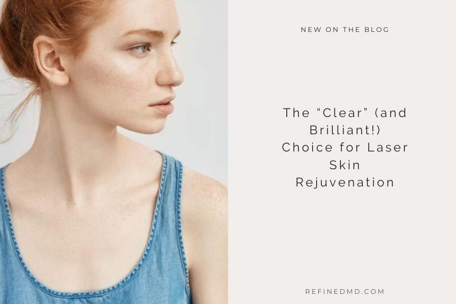 """The """"Clear"""" (and Brilliant!) Choice"""